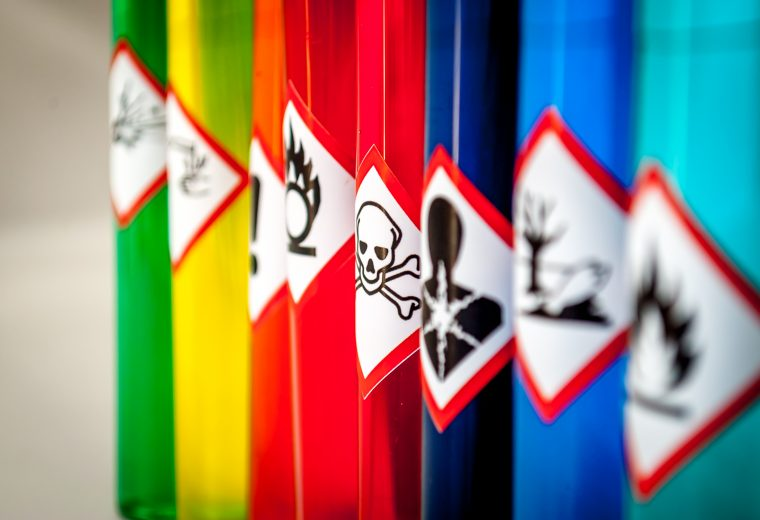 InMotion February 2021 – Managing Hazardous Substances and Dangerous Goods